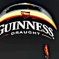 Enjoy Guinness by Florian Rodarte
