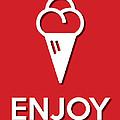 Enjoy Red by Splendid Notion Series