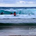 Enjoy The Ocean 2 by Hannes Cmarits