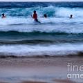 enjoy the ocean I by Hannes Cmarits