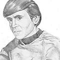 Ensign Pavel Chekov by Thomas J Herring