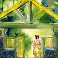 Enter The Garden by Deborah Pence