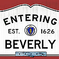 Entering Beverly by K Hines