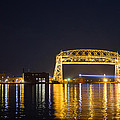 Entering Duluth Harbor by Penny Meyers