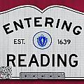 Entering Reading by K Hines
