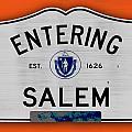 Entering Salem by K Hines