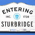 Entering Sturbridge by K Hines