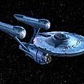 Enterprise by Joe Misrasi