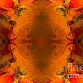 Entertaining Energy Abstract Pattern Artwork By Omaste Witkowski by Omaste Witkowski