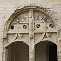 Entrance Fontevraud Abbey- France by Christiane Schulze Art And Photography