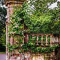 Entrance Pillar by Mark Llewellyn