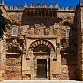 Entrance To The 10th Century Mezquita by Panoramic Images