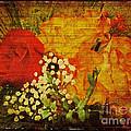 Envoi De Fleurs by Lianne Schneider
