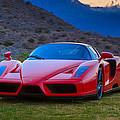 Enzo Ferrari Bold by Scott Campbell