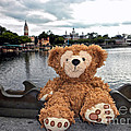 Epcot Bear by Thomas Woolworth