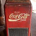 Epcot Old Coke by David Nicholls