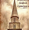 Ephesians 2 14 by Michelle Greene Wheeler