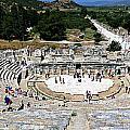 Theater Of Ephesus by Stephen Stookey