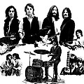 Epic The Beatles by Iconic Images Art Gallery David Pucciarelli