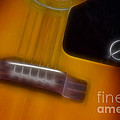 Epiphone Acoustic-9428-fractal by Gary Gingrich Galleries