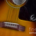 Epiphone Acoustic-9429-fractal by Gary Gingrich Galleries