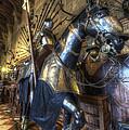 Equestrian Armour by Yhun Suarez