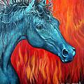 Equus Diabolus Diablo by Joey Nash