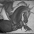 Equus Draco Unicornis by Robert Kernodle