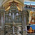 Erfurt Organ Montage by Jenny Setchell