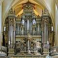 Erfurt Pipe Organ by Jenny Setchell
