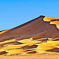 Erg Chebbi Dunes by Tomasz Dziubinski
