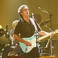 Eric Clapton by Pamela Schreckengost