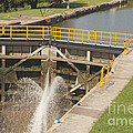 Erie Canal Lock by William Norton