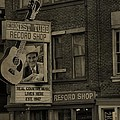Ernest Tubb Record Shop by Dan Sproul