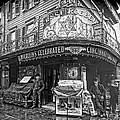 Ernst Roebers Saloon - Manhattan - 1908 by Daniel Hagerman