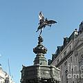 Eros At Piccadilly by Deborah Smolinske