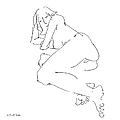 Erotic-female-drawings-21 by Gordon Punt