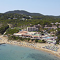 Es Figueral Beach And The Invisa Hotels by Xavier Durán