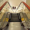 Escalator 553h by Thomas Carroll