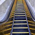 Escalator Going Up by Jeff Lowe