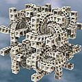 Escher's Construct by Manny Lorenzo