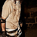 Esp Escaped Prisoner Zombie by Alice Gipson