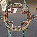 Esp Gate Cross by Alice Gipson