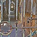 Esp Hospital Gate by Alice Gipson