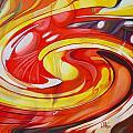 Espiral De Colores by Miguel Angel Vega Velez