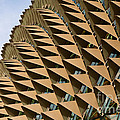 Esplanade Theatres Roof 11 by Rick Piper Photography