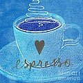 Espresso by Linda Woods