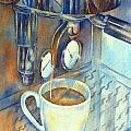 Espresso Machine 3 by Thomas Habermann
