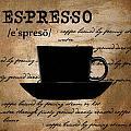 Espresso Madness by Lourry Legarde
