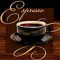 Espresso Passion by Lourry Legarde
